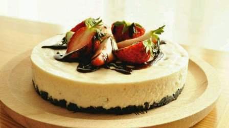 芝士草莓蛋糕(第2集), 爱吃草莓的不要错过了