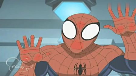 终极蜘蛛侠, 钢铁侠嫌弃小蜘蛛的战服, 并且帮他重新做了一套