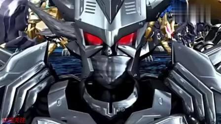 超兽武装: 狮王救属下 首次进行超兽武装