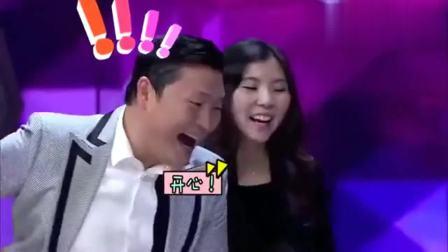 张俊豪用韩语跟鸟叔打招呼哥哥;我爱你, 一旁的鸟叔乐坏了!