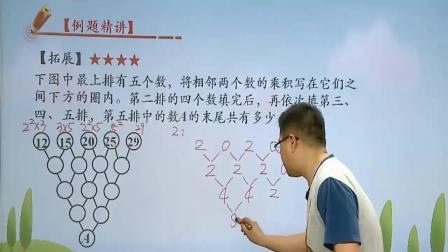 小学数学: 数的整除特征例题精讲, 只要找到规律, 解答起来很容易