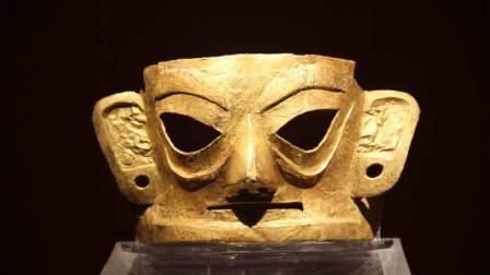 考古十大未解之谜 三星堆遗址 青铜面具是给外星人定制?