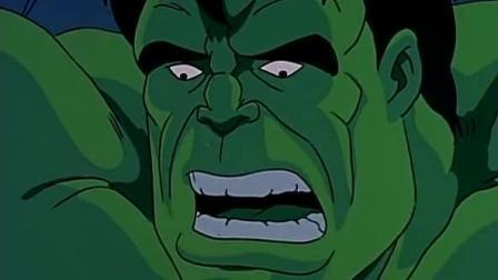 漫画英雄系列: 绿巨人第3集中