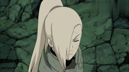 火影忍者: 看到鸣人这么强, 雏田也不愿落后!