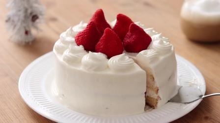 创新蛋糕的制作方法