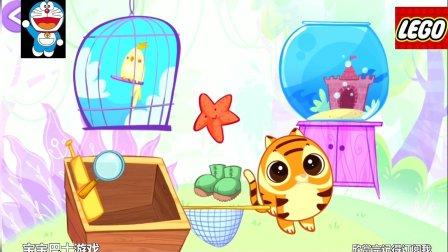 比比宠物 小动物学分类 排序 过鳄鱼潭 4399小游戏