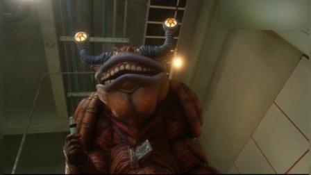 某怪兽博士自制贝塔魔棒穿越时空大战杰顿被秒杀, 那位大人: 就你这战斗力还不如地球人