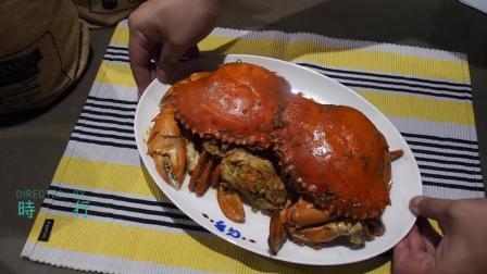 新加坡菜 虾膏烩青蟹