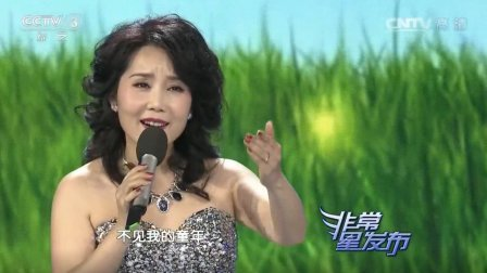 胡月演唱一首《信天游》, 歌声嘹亮, 真的是百听不厌