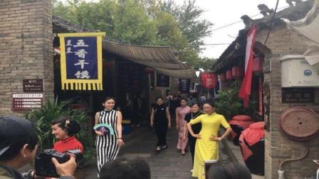 陕西最富的小山村, 一天接纳游客18万, 远超兵马俑真争气