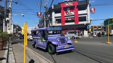 到达马尼拉, 菲律宾初印象|自驾住世界第四季01集