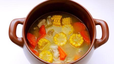 冬季多喝这碗汤, 提高免疫防感冒