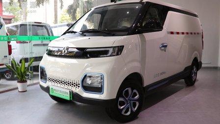新能源物流车北汽威旺407EV