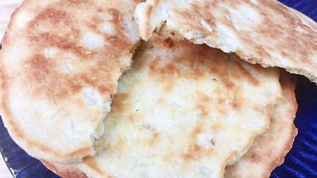 不用烤箱, 不用水, 教你做燕麦饼干, 酥脆可口, 做法超级简单