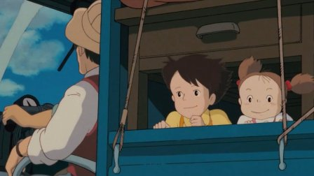 《龙猫》能唤醒初心的一部电影, 30年后终于在国内上映了