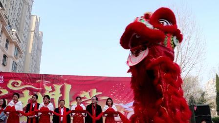 东霖国际集团港竹源白茶滨州体验店开业盛典