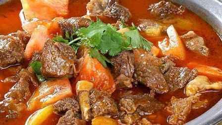牛肉炖土豆的家常做法, 牛肉软嫩土豆香甜, 赶快学习吧