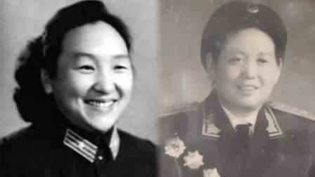 最后健在的两位开国大将夫人