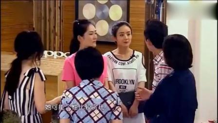 《偶像来了》赵丽颖与张含韵互怼! 千万不要说女人胖!