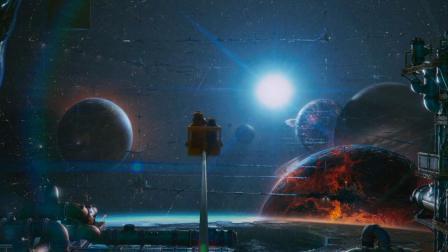 科幻Fans 地球竟是违章建筑,被星际《银河系漫游指南》