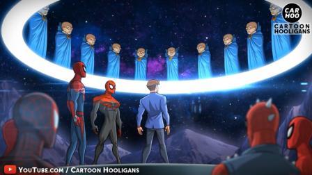 蜘蛛侠的叔叔也是蜘蛛侠? 能力越大, 责任越大!