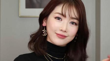 【丽子美妆】中文字幕 Daiya - 中长发日常打理教程