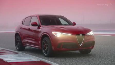 来自跑车之乡意大利, 有着跑车血统的SUV 阿尔法 罗密欧 Stelvio