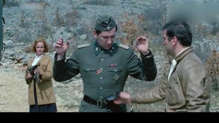 这才叫经典二战电影, 南斯拉夫游击队潜入德军营地展开猛烈战斗