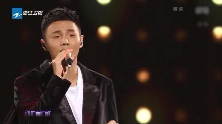 李荣浩现场首唱《年少有为》 有故事的人会听哭