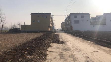 安徽阜阳: 实拍分家后的皖北农村, 儿女住洋楼, 老人只能住这里了