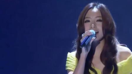 张靓颖登上韩国热搜榜, MAMA现场海豚音征服韩国观众