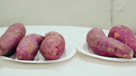 没有烤箱做不成烤红薯? 教你用电饭煲的方法, 软糯香甜