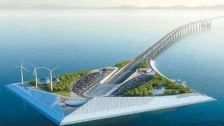 我国又一工程新建, 继港珠澳大桥又引世界关注, 日本直称: 有钱