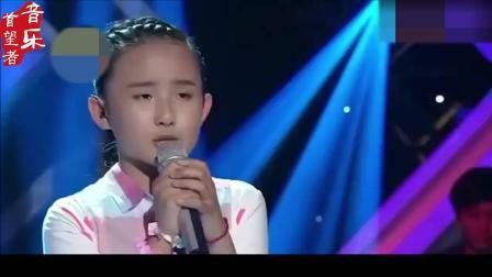 汤晶锦遇到对手了, 张钰琪一首歌太经典了, 开口超越韩红
