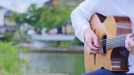 米津玄師《Lemon》指弹吉他版, 小帅哥的演奏让人沉醉!