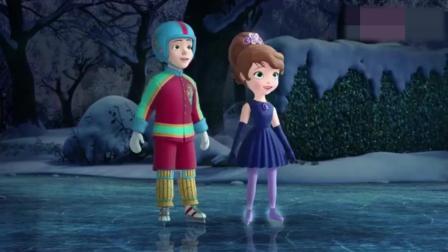 小公主苏菲亚: 王子和公主完美配合, 全场一片沸腾!