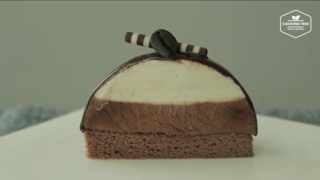 咖啡巧克力慕斯的做法