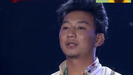 中国藏歌会: 扎西一首《下雪》, 声音充满苍凉和磁性, 真好听!