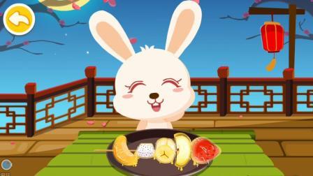 宝宝巴士: 中华美食, 趣味食玩手工DIY, 教孩子们制作冰糖葫芦!