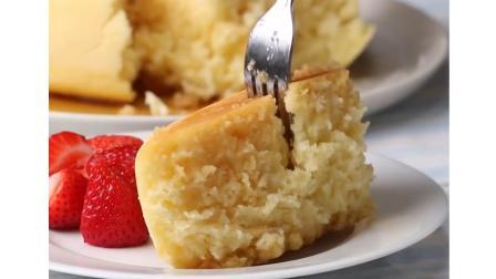 超简单! 懒人版蛋糕, 不用烤箱, 电饭煲就能做!