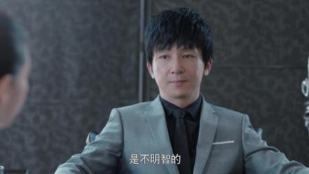 《创业时代》罗维说给郭鑫年一半的股份, 希望他留下来和自己一起创业