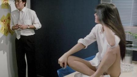 白衬衫穿得最好看的女星, 不到16岁就出演林岭东的导演处女作