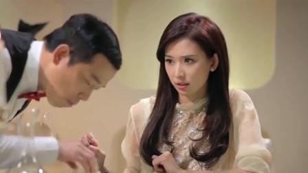 屌丝男士: 大鹏想用蛋糕向林志玲求婚, 结果让服务员给害惨了