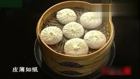 舌尖上的中国! 包子皮着火了, 不是开玩笑, 包子皮打火机就能点着