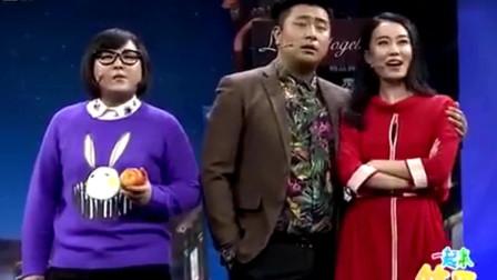 贾玲老公出差, 却跟张小斐在一起逛街! 上演搞笑版《回家的诱惑》~