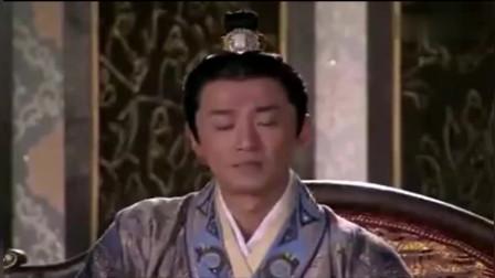 《卫子夫》皇上查出谋害子夫皇嗣的人, 可是无法处理