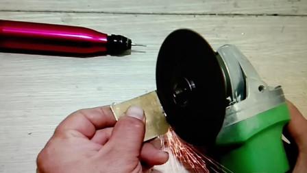 自制不锈钢打皮刀