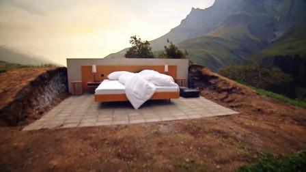 世界上最简陋的酒店, 连个卫生间都没有, 住一晚要1400元