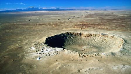为什么陨石撞击地球后只有陨石坑, 却不见陨石踪影? 看完长知识了