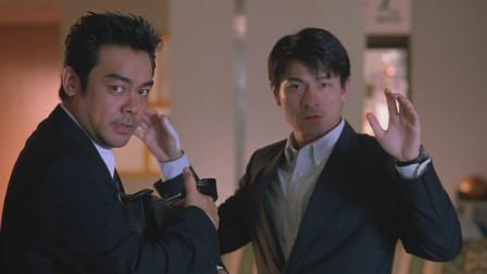 豆瓣8.1分, 香港警匪片巅峰之作, 两大影帝棋逢对手, 亦敌亦友